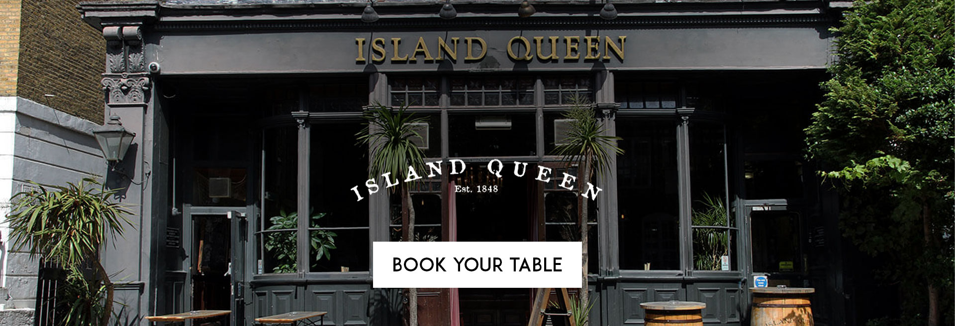 Book Your Table at The Island Queen